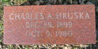 HRUSKA, CHARLES - Linn County, Iowa | CHARLES HRUSKA