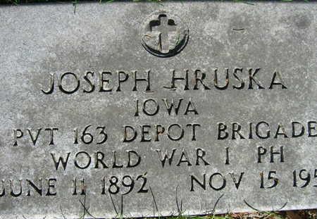 HRUSKA, JOSEPH - Linn County, Iowa | JOSEPH HRUSKA