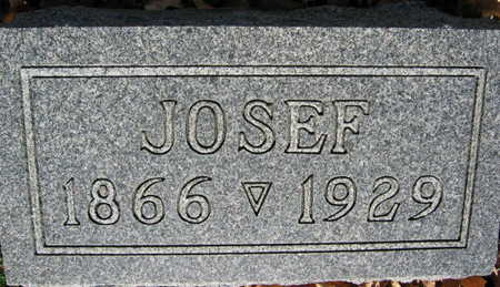 HRUSKA, JOSEF - Linn County, Iowa | JOSEF HRUSKA