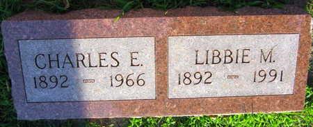 HUBACEK, CHARLES E. - Linn County, Iowa | CHARLES E. HUBACEK