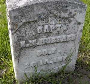 HUBBARD, CAPT. N.M. - Linn County, Iowa | CAPT. N.M. HUBBARD