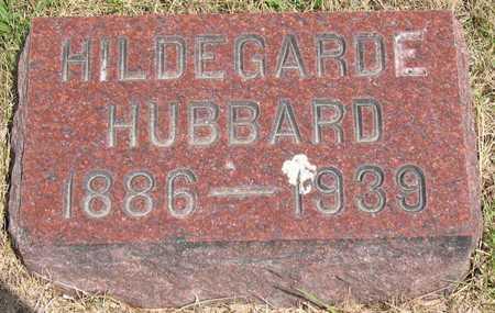 HUBBARD, HILDEGARDE - Linn County, Iowa | HILDEGARDE HUBBARD