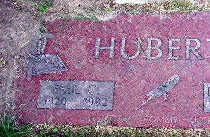 HUBERT, EMIL C. - Linn County, Iowa   EMIL C. HUBERT