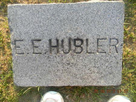 HUBLER, E. E. - Linn County, Iowa | E. E. HUBLER