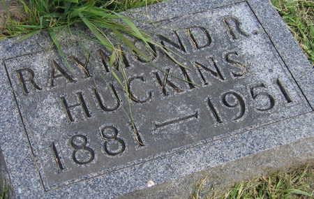 HUCKINS, RAYMOND R. - Linn County, Iowa | RAYMOND R. HUCKINS