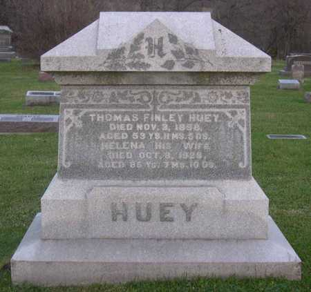 HUEY, THOMAS FINLEY - Linn County, Iowa | THOMAS FINLEY HUEY