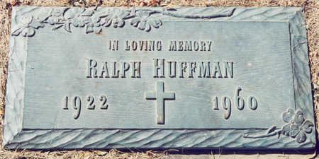 HUFFMAN, RALPH - Linn County, Iowa   RALPH HUFFMAN