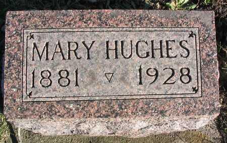 HUGHES, MARY - Linn County, Iowa | MARY HUGHES