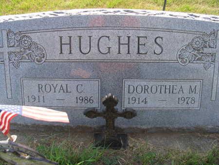 HUGHES, ROYAL C. - Linn County, Iowa | ROYAL C. HUGHES
