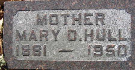 HULL, MARY O. - Linn County, Iowa | MARY O. HULL