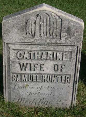 HUNTER, CATHARINE - Linn County, Iowa | CATHARINE HUNTER