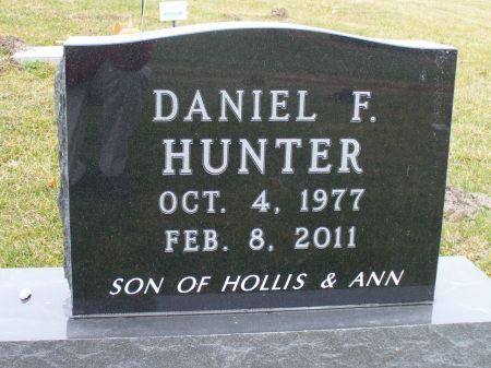 HUNTER, DANIEL F. - Linn County, Iowa | DANIEL F. HUNTER