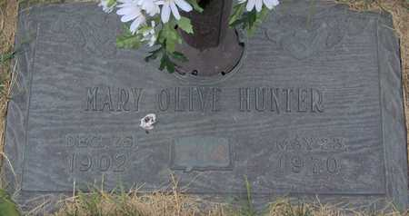 HUNTER, MARY OLIVE - Linn County, Iowa | MARY OLIVE HUNTER