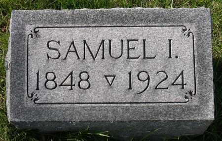 HUNTER, SAMUEL I. - Linn County, Iowa | SAMUEL I. HUNTER