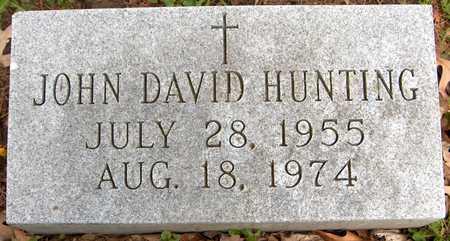 HUNTING, JOHN DAVID - Linn County, Iowa | JOHN DAVID HUNTING