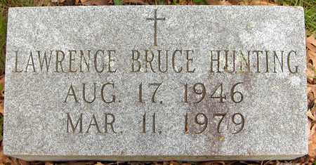 HUNTING, LAWRENCE BRUCE - Linn County, Iowa | LAWRENCE BRUCE HUNTING