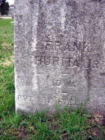 HURITA, FRANK JR. - Linn County, Iowa | FRANK JR. HURITA