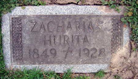 HURITA, ZACHARIAS - Linn County, Iowa | ZACHARIAS HURITA