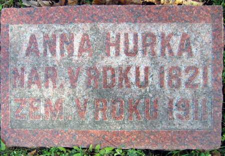 HURKA, ANNA - Linn County, Iowa | ANNA HURKA