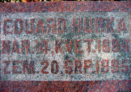 HURKA, EDUARD - Linn County, Iowa | EDUARD HURKA