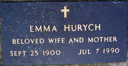HURYCH, EMMA - Linn County, Iowa | EMMA HURYCH
