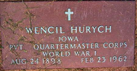 HURYCH, WENCIL - Linn County, Iowa | WENCIL HURYCH