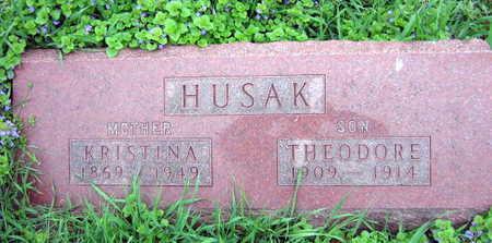 HUSAK, THEODORE - Linn County, Iowa | THEODORE HUSAK