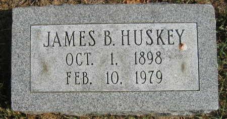 HUSKEY, JAMES B. - Linn County, Iowa | JAMES B. HUSKEY