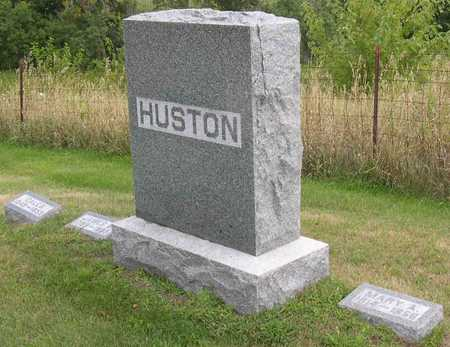 HUSTON, FAMILY STONE - Linn County, Iowa | FAMILY STONE HUSTON