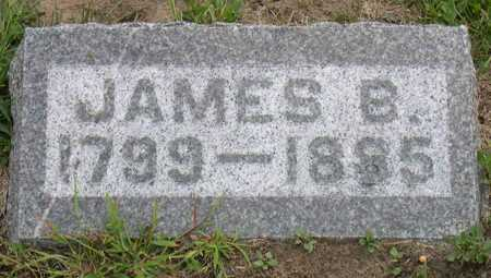 HUSTON, JAMES B. - Linn County, Iowa   JAMES B. HUSTON