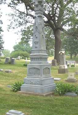 HUTCHINSON, FAMILY STONE - Linn County, Iowa | FAMILY STONE HUTCHINSON