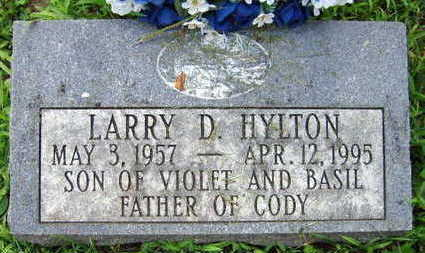 HYLTON, LARRY D. - Linn County, Iowa | LARRY D. HYLTON