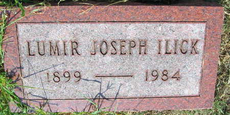 ILICK, LUMIR JOSEPH - Linn County, Iowa   LUMIR JOSEPH ILICK