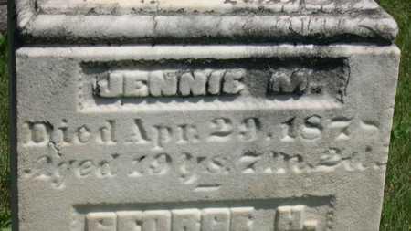 INBODY, JENIE M. - Linn County, Iowa | JENIE M. INBODY