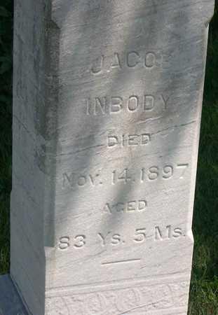 INBODY, JACOB - Linn County, Iowa | JACOB INBODY