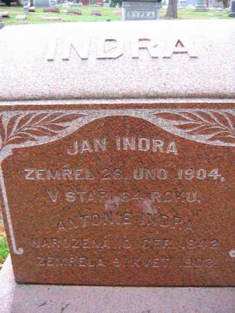 INDRA, ANTONIE - Linn County, Iowa | ANTONIE INDRA