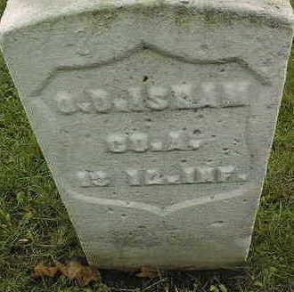 ISHAM, C.D. - Linn County, Iowa | C.D. ISHAM