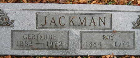 JACKMAN, ROY - Linn County, Iowa | ROY JACKMAN