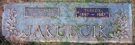 JAKUBCIK, TEREZIE - Linn County, Iowa | TEREZIE JAKUBCIK