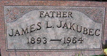 JAKUBEC, JAMES L. - Linn County, Iowa | JAMES L. JAKUBEC