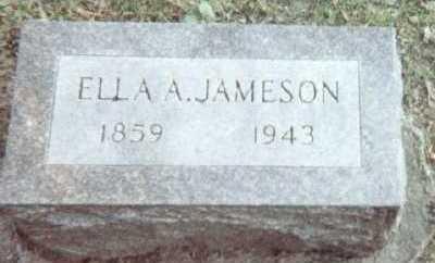 JAMESON, ELLA A. - Linn County, Iowa | ELLA A. JAMESON