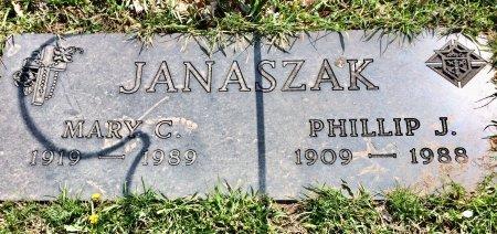 JANASZAK, MARY C. - Linn County, Iowa | MARY C. JANASZAK