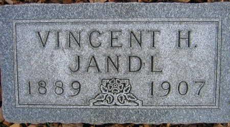 JANDL, VINCENT H. - Linn County, Iowa | VINCENT H. JANDL