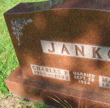 JANKO, CHARLES F. - Linn County, Iowa | CHARLES F. JANKO
