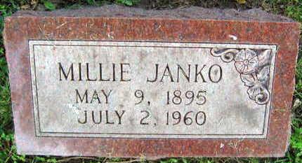 JANKO, MILLIE - Linn County, Iowa | MILLIE JANKO