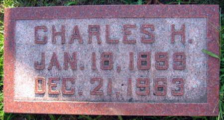 JANSA, CHARLES H. - Linn County, Iowa   CHARLES H. JANSA