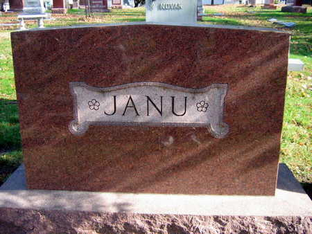JANU, FAMILY STONE - Linn County, Iowa | FAMILY STONE JANU