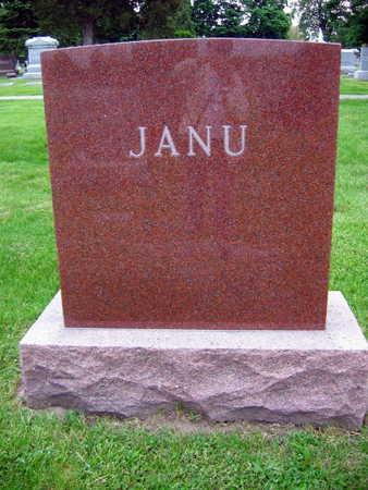 JANU, FAMILY STONE - Linn County, Iowa | FAMILY STONE JANU