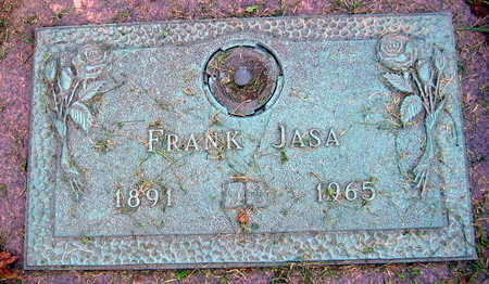 JASA, FRANK - Linn County, Iowa | FRANK JASA