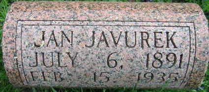 JAVUREK, JAN - Linn County, Iowa | JAN JAVUREK